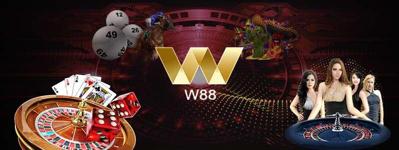 W88 Casino ให้บริการแบบครบวงจร