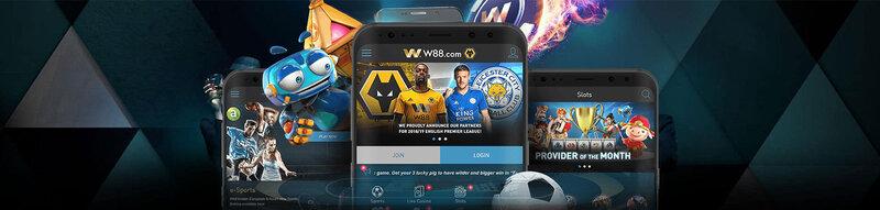 ไม่ต้องติดตั้งแอพฯ ก็สนุกผ่าน W88.com Mobile ได้
