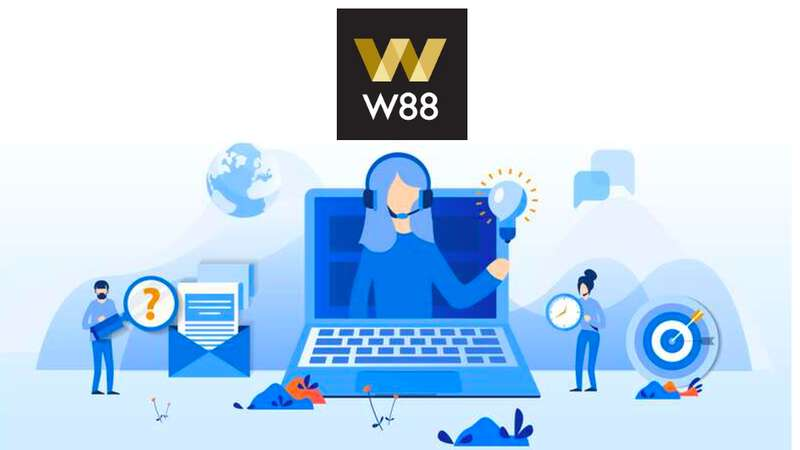 W88Live ตอบสนองการแชทให้สมาชิกไวที่สุดในไทย